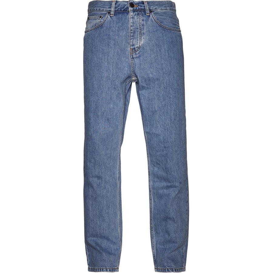 NEWEL PANT I024904 - Newel Pant - Jeans - Regular - BLUE STONE BLEACHED - 1